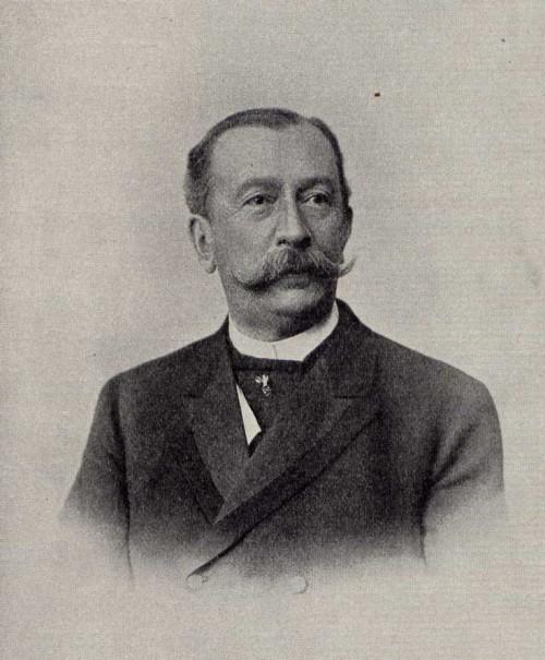 Landrat Nicolaus von Handjery