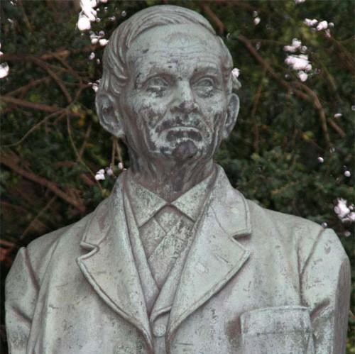 Denkmal für Bienert in Dresden Plauen