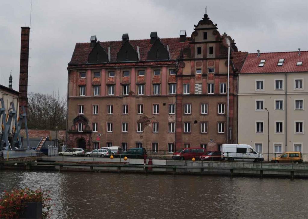 Foto Rest Stadthaus in Gubin Oktober 2012