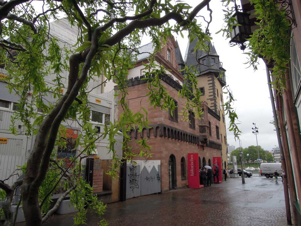 Gastgeber: das Historische Museum Frankfurt am Mainufer
