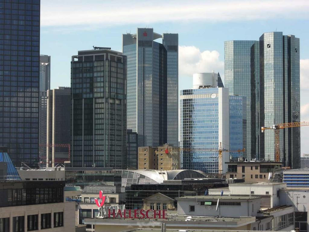 Frankfurt am Main im April 2015: Ort der diesjährigen Arbeitstagung der Vereinigung deutscher Wirtschaftsarchivare e. V. (VdW)