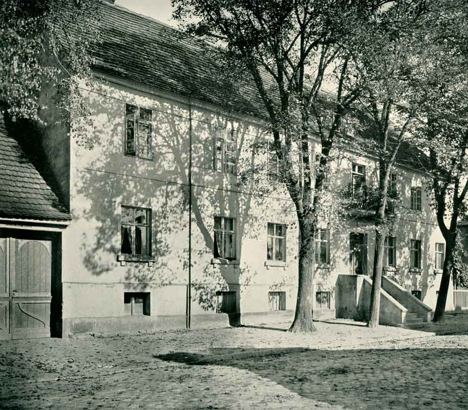 Kreishaus Teltow