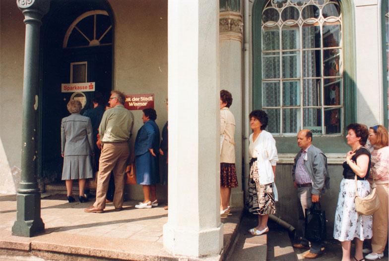 Stadthaus Auszahlung 1990