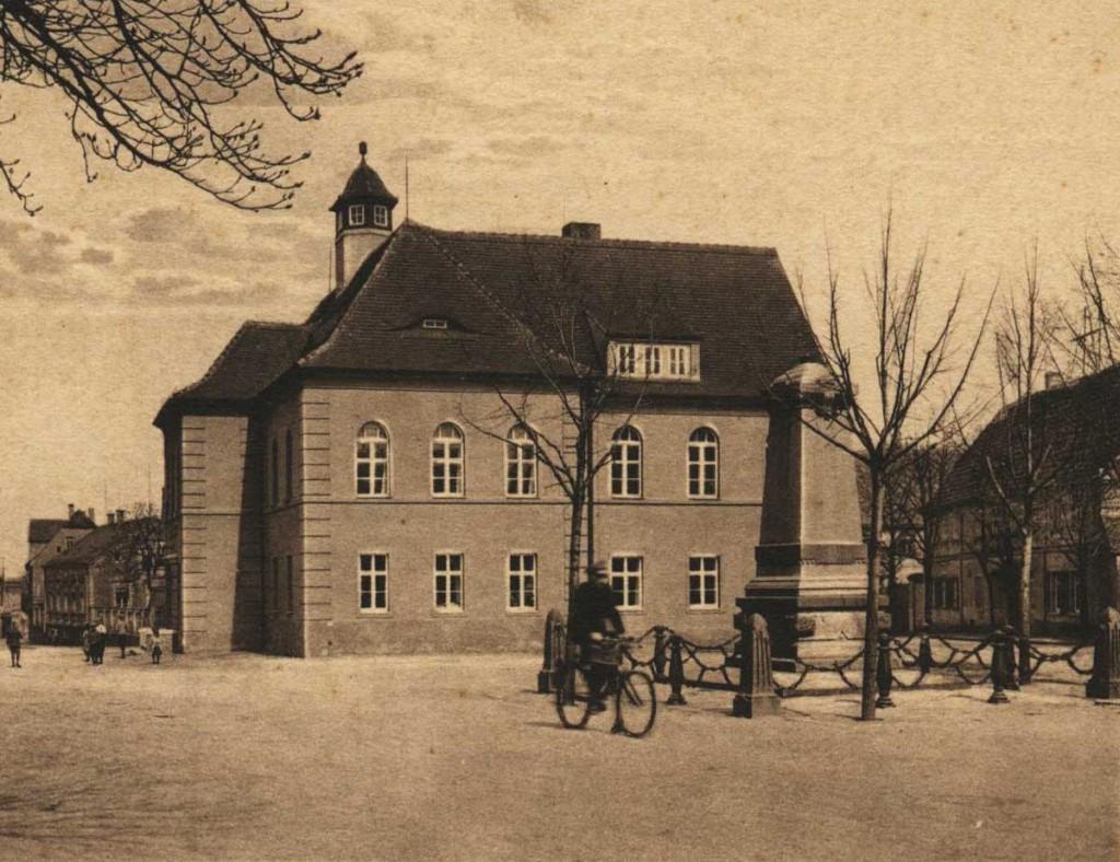 Denkmal Rathaus Liebertwolkwitz