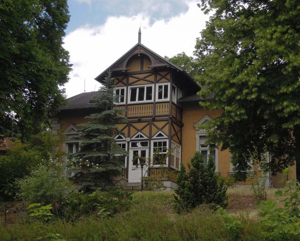 Pfarrhaus Woltersdorf