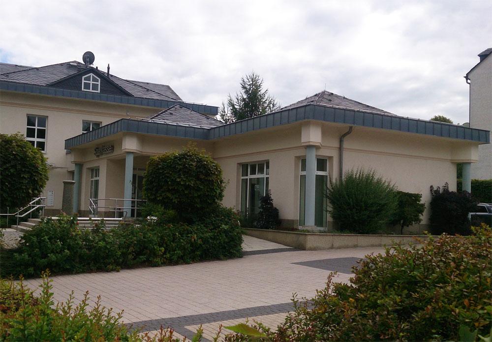 Geschaefststelle Bad Brambach