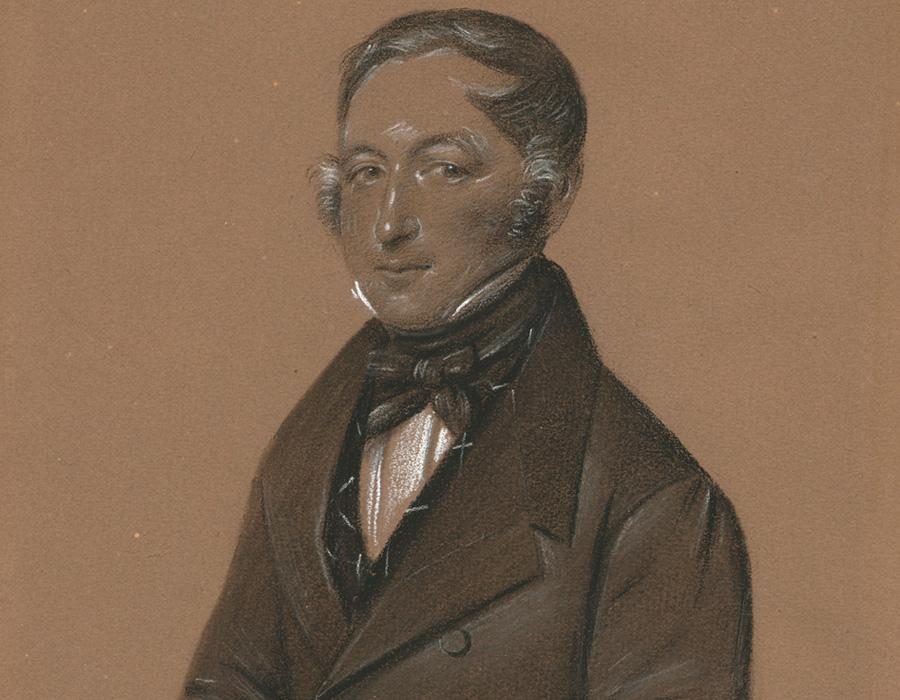 Buergermeister Johann Friedrich Luckwaldt Schwedt
