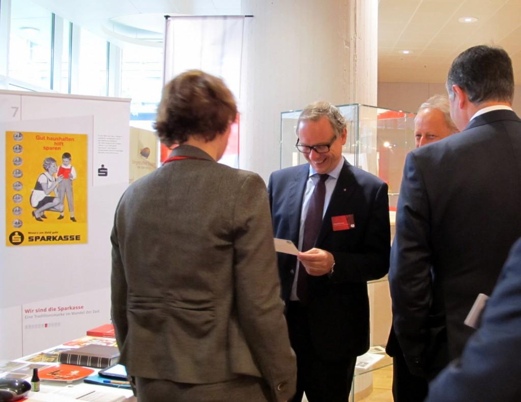 Georg Fahrenschon auf der Herbsttagung der Sparkassenvorstände