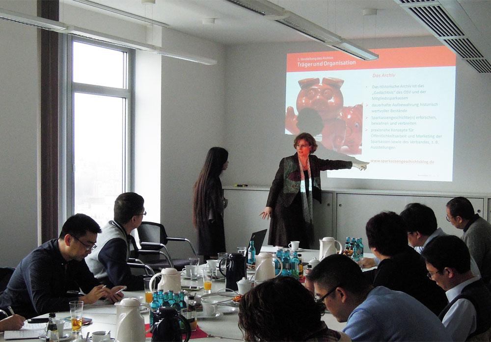 Weschke Shanghai Referat
