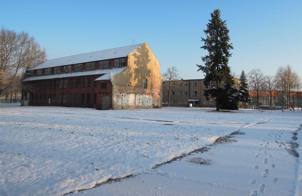 Standort Luftschiffhalle