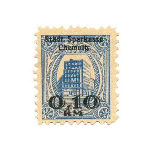 Sparmarke Sparkasse Chemnitz