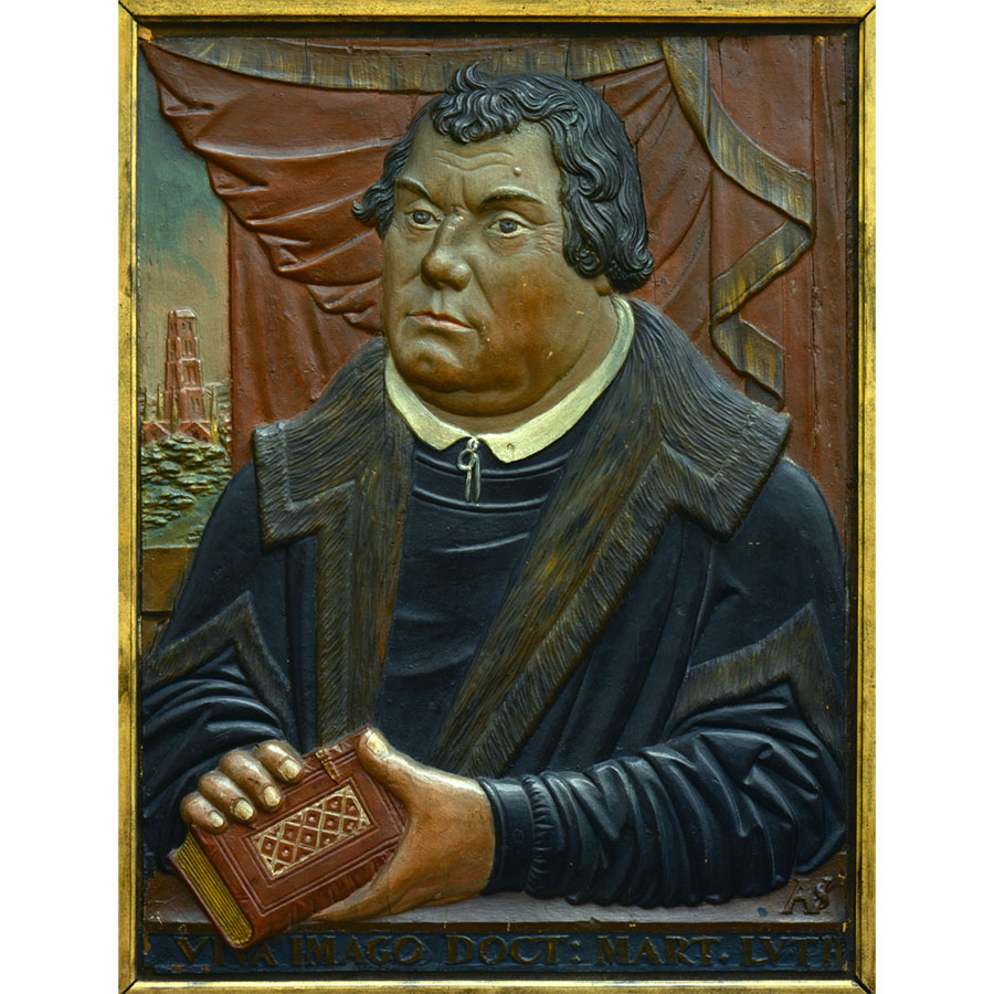 Martin Luther Relief