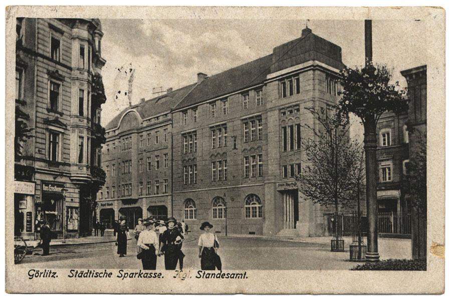Goerlitz Stadtsparkasse
