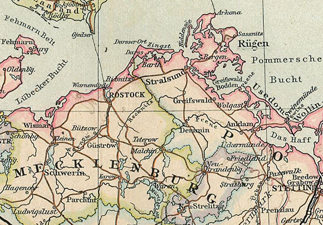 Mecklenburg-Vorpommern    Sparkassengeschichtsblog