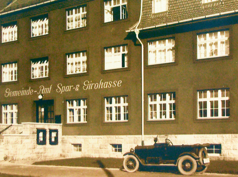 Auto Sparkasse Bockwa Zwickau